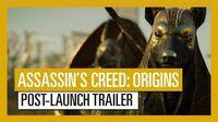 Assassin's Creed Origins Tráiler Season Pass y más contenido Postlanzamiento