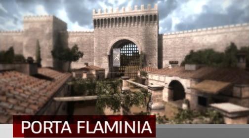 Puerta Flaminia
