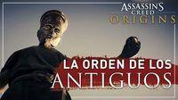 Assassin' Creed Origins - La Orden de los Antiguos