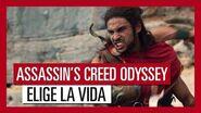 "Assassin's Creed Odyssey ""Elige la Vida"" Live Action Trailer (Completo)"