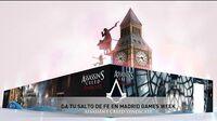 Assassin's Creed Syndicate - DA TU SALTO DE FE (MADRID GAMES WEEK)