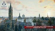Assassin's Creed Unity Paris Horizon GamesCom Trailer ES