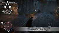 Assassin's Creed Syndicate - Evie Demo Gameplay ES-0