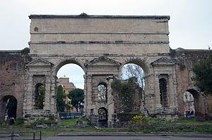 Puerta Praenestina