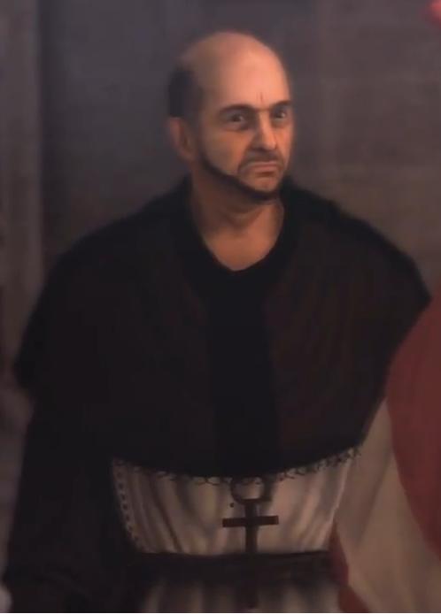 Maestro del Sagrado Palacio