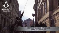 Assassin's Creed Syndicate Tráiler Debut ES-0