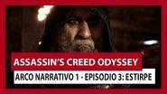ASSASSIN'S CREED ODYSSEY ARCO NARRATIVO 1 - EPISODIO 3 ESTIRPE