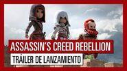 Assassin's Creed Rebellion - Trailer de lançamento Ubisoft