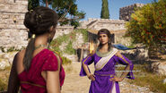Odyssey Discovery Tour - Aspasia