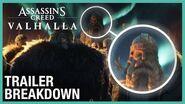 Assassin's Creed Valhalla Developer Commentary Trailer Ubisoft NA