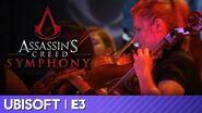 Assassin's Creed Symphony Performance Ubisoft E3 2019