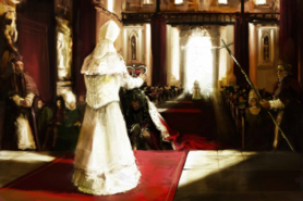 Coronación de Charles II