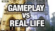 Assassin's Creed Unity vs