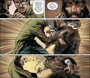 Eddie es atacado por Pash