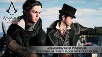 Assassin's Creed Syndicate - Los Mellizos Evie y Jacob Frye Tráiler ES-0