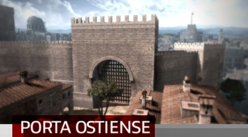 Puerta Ostiense