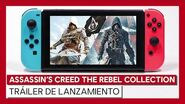 Assassin's Creed The Rebel Collection - Tráiler de lanzamiento