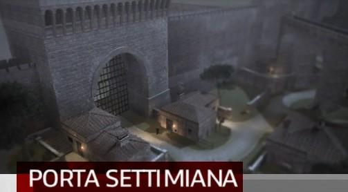 Puerta Septimiana