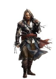 Assassin's Creed IV - Edward