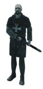 AC1 Hospitalier Soldier