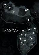 Masyaf Mapa