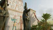 Estatua de Sobek2