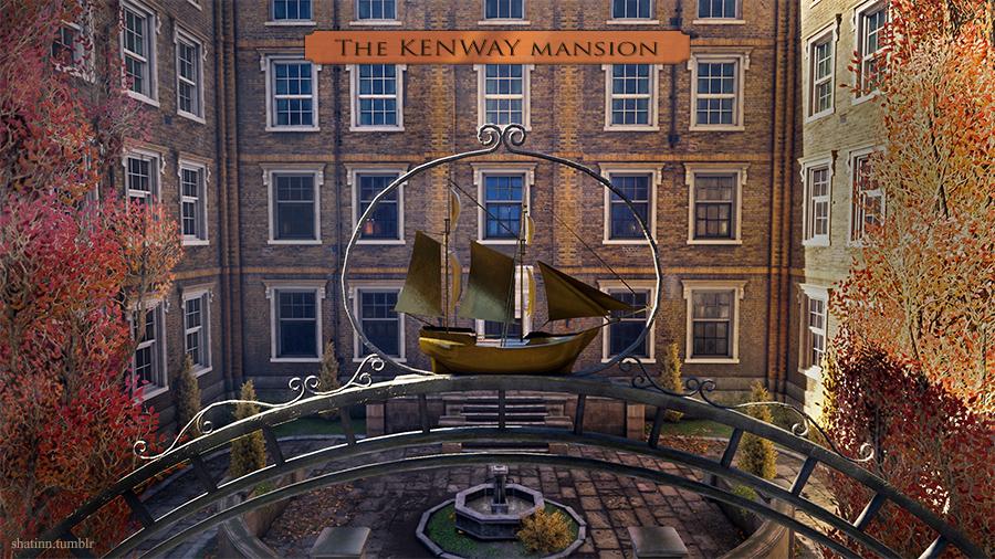Mansión Kenway