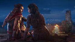 Alexios y Kyra