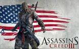 Assassins' creed 3 Connor con la Bandera de Estados unidos