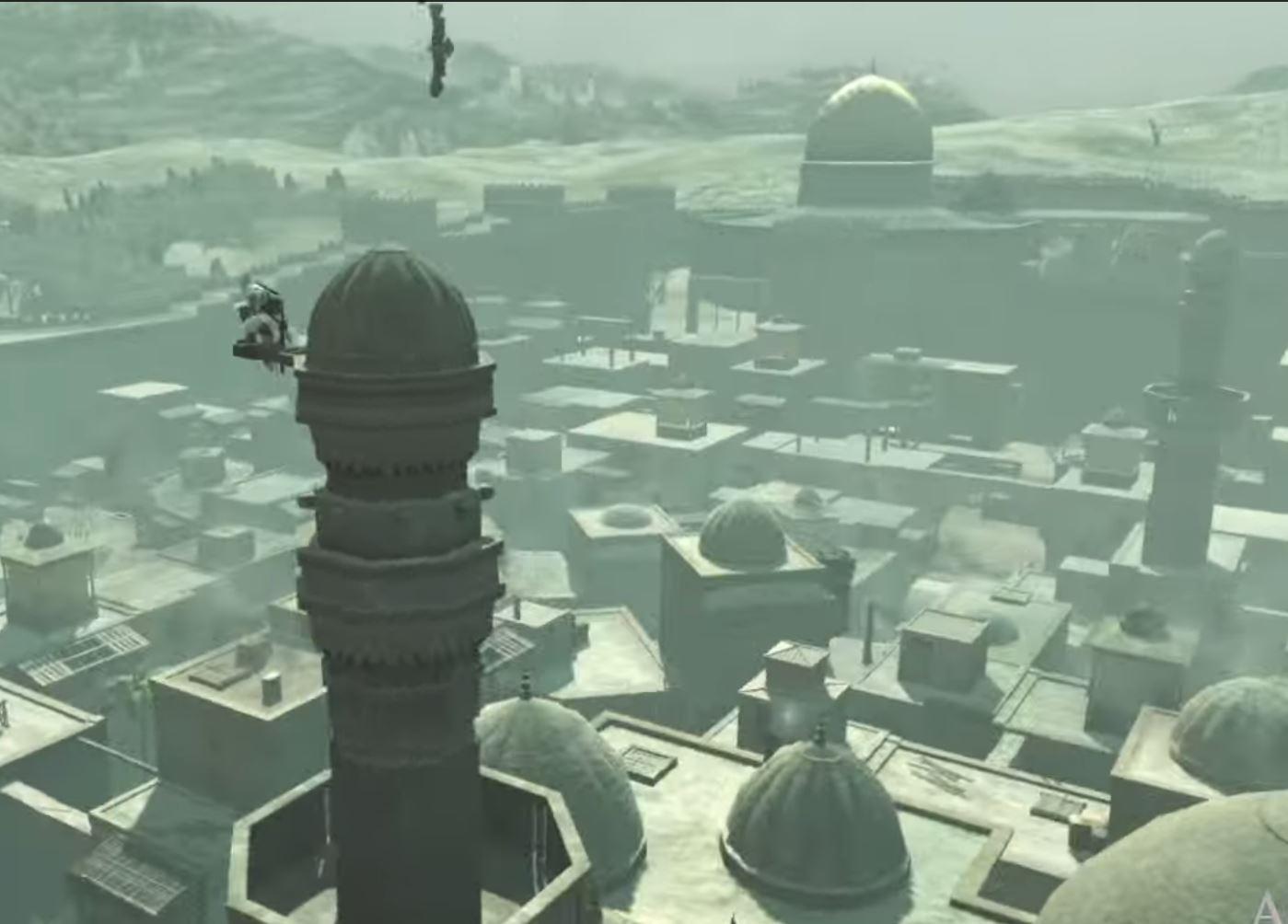 Mezquita de El-Hamra