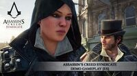 Assassin's Creed Syndicate Demo Gameplay ES