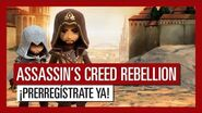 Assassin's Creed Rebellion - ¡Prerregístrate ya!
