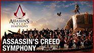 Assassin's Creed Symphony Tour Launch Trailer Ubisoft NA