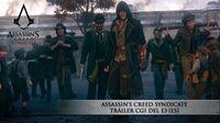 Assassin's Creed Syndicate - Tráiler CGI del E3 ES