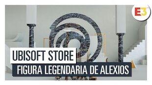 FIGURA LEGENDARIA DE ALEXIOS - Assassin's Creed Odyssey