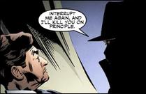 El Cruz Negra interroga a Joffre