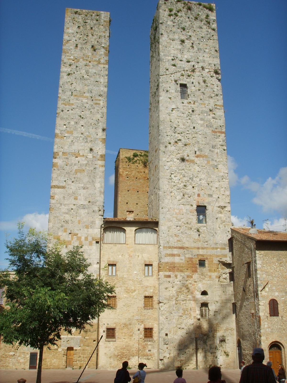 Torres de los Salvucci