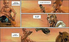 Ali tiene el Cetro de Aset