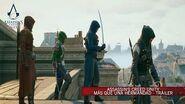 Assassin's Creed Unity Más que una Hermandad - Tráiler Cooperativo ES