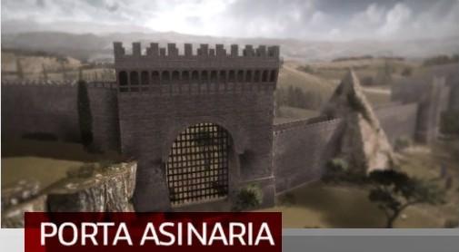 Puerta Asinaria