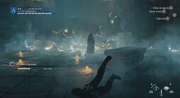 Arno es expulsado por el poder de la Espada