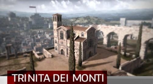 Iglesia de la Trinidad del Monte