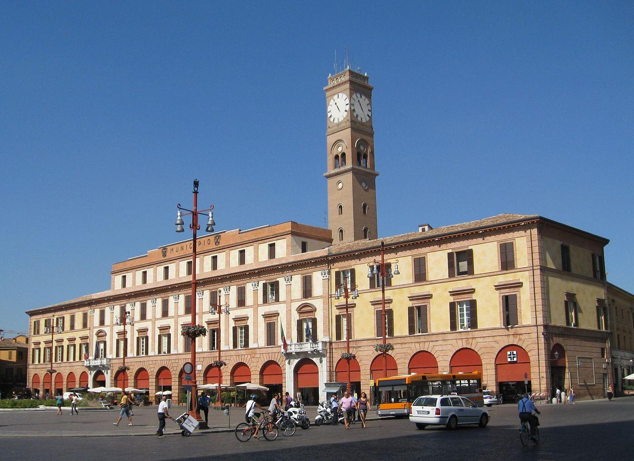 Palacio Comunal (Forlì, Romaña)