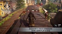 Assassin's Creed Syndicate - Demo Gameplay E3 ES