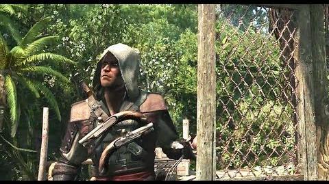 Assassin's Creed 4 Black Flag - El Caribe como Mundo Abierto - GAMEPLAY en español