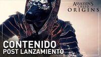 Assassin's Creed Origins - Los contenidos del Season Pass