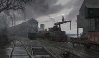 ACS Train Yard