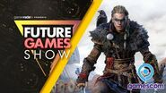 Assassin's Creed Valhalla Mythical Beasts Gameplay - Future Games Show Gamescom-0