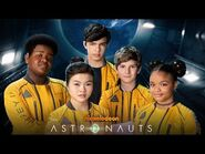 Nickelodeon's Astronauts Cast Answers Your Fan Questions!! - Hollywire