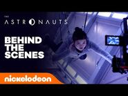 The Astronauts 👩🚀 Behind the Scenes + First Look! - Nickelodeon